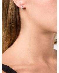Dana Rebecca | Black 'reese Brooklyn' Stud Earrings | Lyst