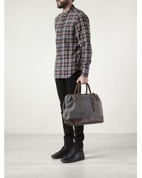 Billykirk - Gray Mason Bag for Men - Lyst