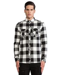 ELEVEN PARIS - Black Kado Shirt for Men - Lyst