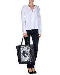 Balmain - Gray Handbag - Lyst