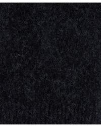Norse Projects - Gray Charcoal Melange Alpaca-blend Scarf for Men - Lyst