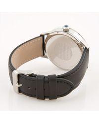 Paul Smith - Metallic Men's Black 'precision' Watch for Men - Lyst