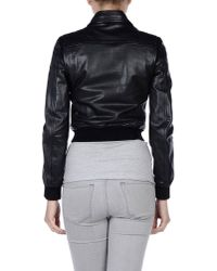 DSquared² | Black Jacket | Lyst