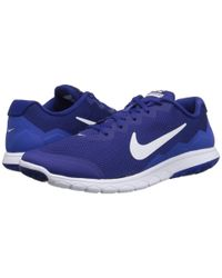 Nike | Blue Flex Experience Run 4 for Men | Lyst