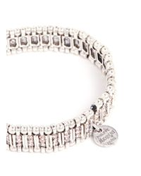 Philippe Audibert - Pink 'ava' Mini Crystal Elastic Bracelet - Lyst