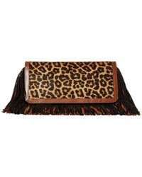 Sam Edelman | Brown Fifi Clutch | Lyst