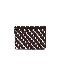 Diane von Furstenberg | Black Women's Voyage Small Cosmetic Case | Lyst