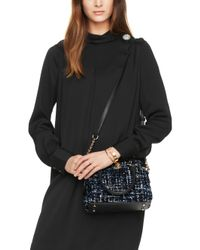 kate spade new york | Black Emerson Place Fabric Small Maise | Lyst