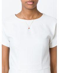 True Rocks - Metallic Mini Globe Necklace - Lyst