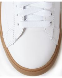 Nike - White Tennis Classic Ac Sp Leather Trainers - Lyst