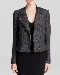 Theory - Black Blazer - Kinde Purposeful Twill - Lyst