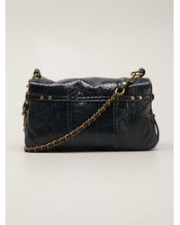 Jérôme Dreyfuss - Blue Bobi Crossbody Bag - Lyst