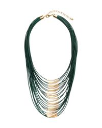 H&M | Blue Necklace | Lyst