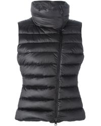 Moncler - Gray Ternay Quilted Vest - Lyst