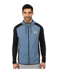 Under Armour | Blue Ua Coldgear® Infrared Survival Fleece Vest for Men | Lyst
