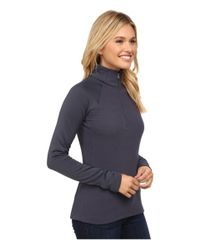 Spyder | Gray Flicker Therma Stretch T-neck | Lyst