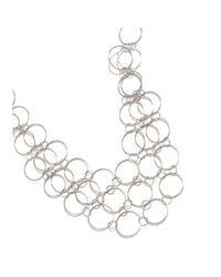 Melissa Joy Manning   Metallic Mini Collar Necklace   Lyst