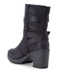Wanted - Black Soledad Boots - Lyst