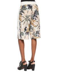 Rag & Bone - Multicolor Yuri Floral-print Boxing Shorts - Lyst