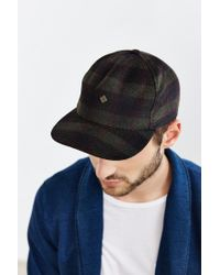 Obey - Green Mill Strapback Hat for Men - Lyst