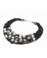 Nakamol | Multicolor Ramona Necklace-black | Lyst