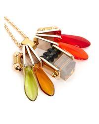 Scho - Multicolor Swarovski Crystal Earrings - Lyst