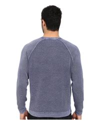 Tommy Bahama | Blue Pebble Bay Crew for Men | Lyst