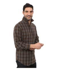 Woolrich | Gray Rock Pass Shirt for Men | Lyst