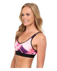 Asics | Pink Adjust™ Bra | Lyst