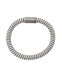 Carolina Bucci | White Ice Twister Band Bracelet | Lyst