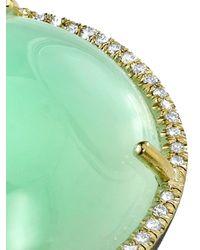 Irene Neuwirth | Green Chrysoprase Stone Ring | Lyst