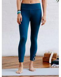 Free People - Blue Lotus Legging - Lyst