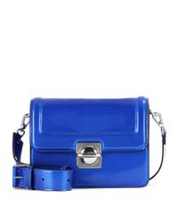 Marc By Marc Jacobs | Blue Top Schooly Jax Messenger Shoulder Bag | Lyst
