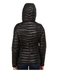 Spyder - Black Timeless Hoodie Down Jacket - Lyst