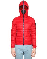 Ai Riders On The Storm - Red Total Zip Up Light Weight Down Jacket for Men - Lyst