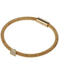 Links of London - Metallic Star Dust Square Bead Bracelet - Lyst