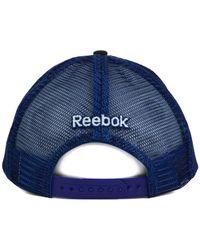 Reebok - Green Colorado Avalanche Camo Trucker Cap for Men - Lyst