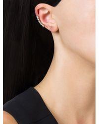 Ca&Lou | Metallic 'edie' Ear Cuff | Lyst
