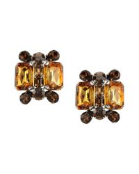 DSquared² | Multicolor Earrings | Lyst