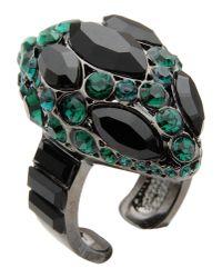 Roberto Cavalli | Green Ring | Lyst