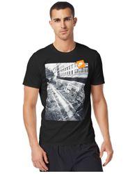 Nike | Black Photo-print T-shirt for Men | Lyst