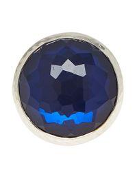 Ippolita   Blue Wonderland Eggcup Ring   Lyst