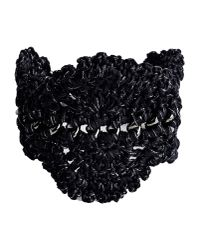 Venessa Arizaga - Black Bracelet - Lyst