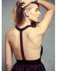 Free People | Purple Reece Dress | Lyst