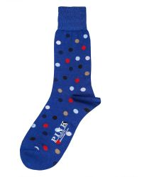 Thomas Pink - Blue Dudley Socks for Men - Lyst
