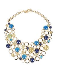 Marc By Marc Jacobs - Blue Necklace - Lyst