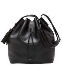 Vince Camuto - Black Lorin Drawstring - Lyst