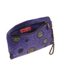 Manila Grace - Purple Handbag - Lyst