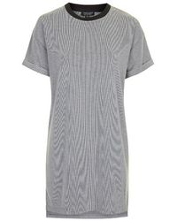 TOPSHOP | Gray Can'T Touch This T-Shirt Dress | Lyst