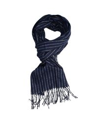 Armani Jeans | Blue Scarf for Men | Lyst